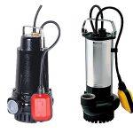 Bombas de agua aguas sucias o bombas de achique