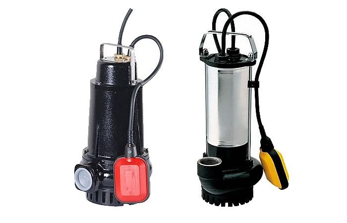 Bombas de agua aguas sucias o de achique