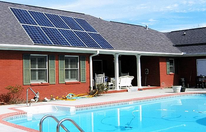 Filtración solar para piscinas, bombeo solar para piscinas