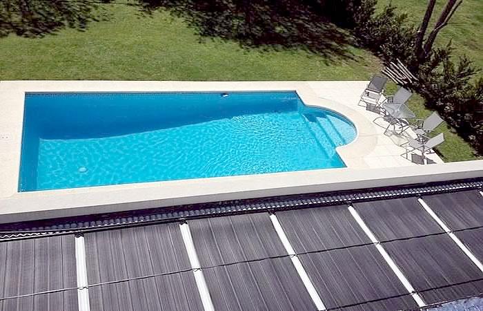 Placas Solares para calentar pisinas