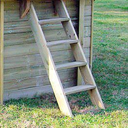 escalera madera desmontables madera