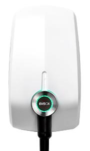 Cargador eléctrico EVBox Elvi