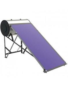 kit termosifón vitrificado - calentador de agua solar