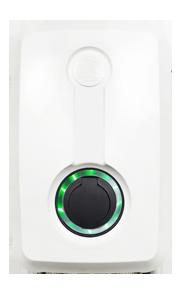 Cargador eléctrico EVBox HomeLine