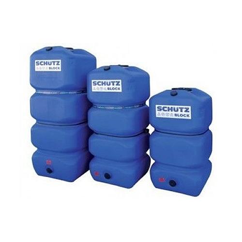 depósito de agua para riego schutz