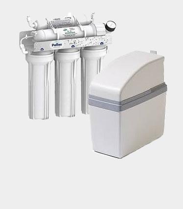 Sistemas de tratamientos de aguas, osmosis y descalcificadores