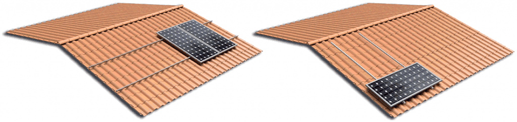 estructuras metálicas paneles solares