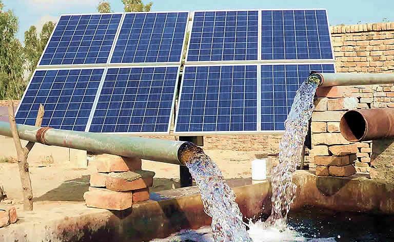 bombeo solar de pozos para riego en mallorca
